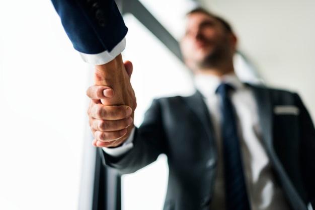 Imagen de socios o accionistas